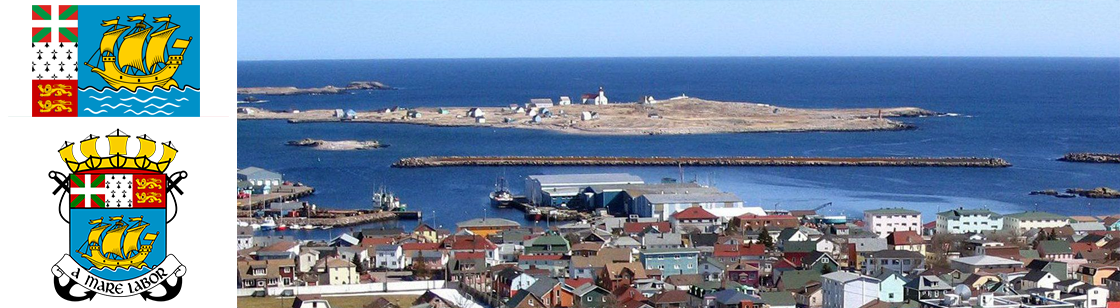 Сен-Пьер и Микелон, Saint-Pierre and Miquelon.